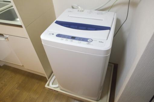 日本の洗濯機