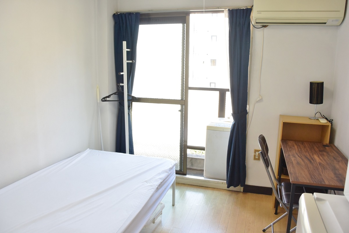 quarantine apartment in Osaka